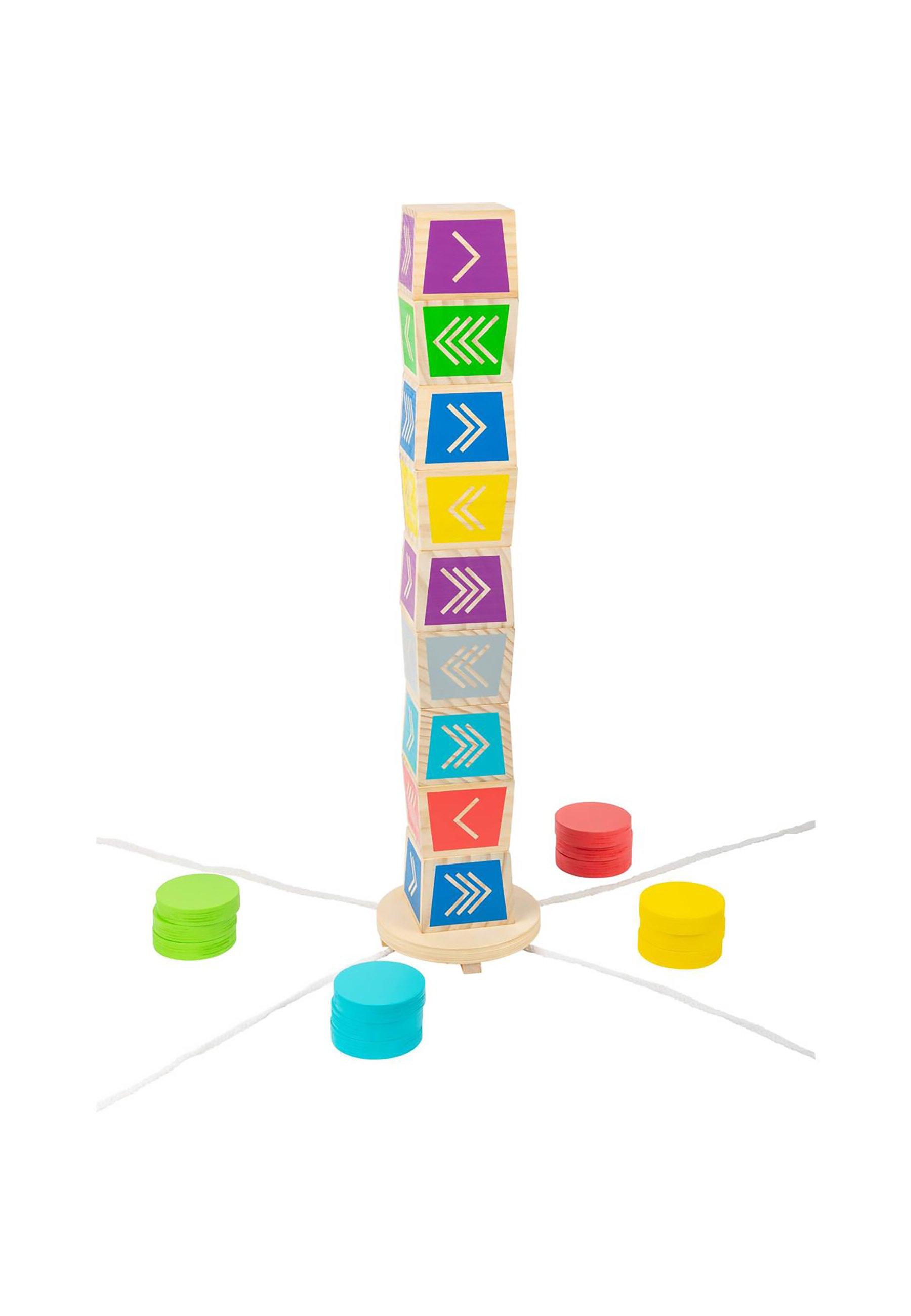 Kinder WURFSPIEL KUBB VERTIKAL ACTIVE - Blockspielzeug