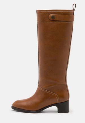Boots - cammello