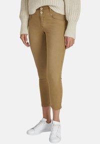 Angels - ORNELLA - Slim fit jeans - braun - 0