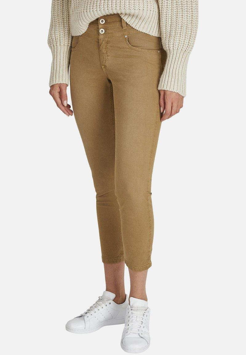 Angels - ORNELLA - Slim fit jeans - braun