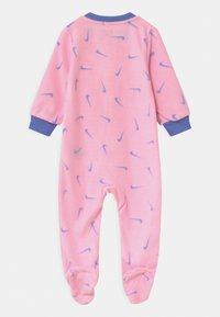 Nike Sportswear - FOOTED COVERALL - Sleep suit - pink - 1