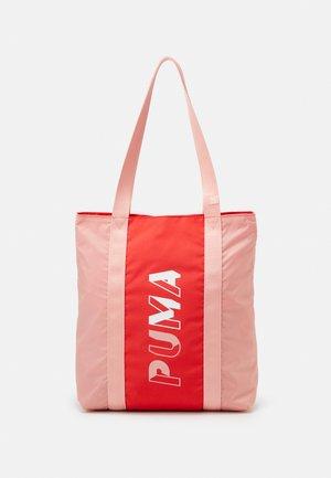 CORE BASE SHOPPER UNISEX - Tote bag - poppy red