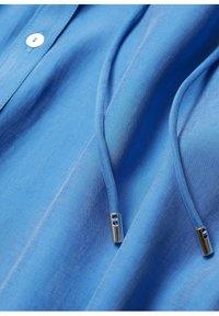 Mango - Skjortekjole - blau - 7