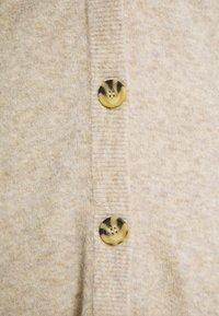 Cream - CRANGHA LONG  - Cardigan - oat melange - 2