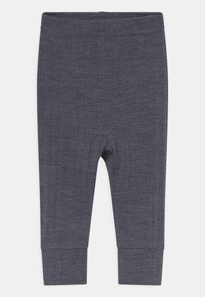 NBMWANG NEEDLE UNISEX - Leggings - Trousers - ombre blue
