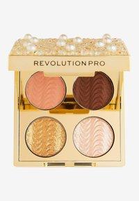 Revolution PRO - ULTIMATE EYE DIAMONDS AND PEARLS PALETTE - Eyeshadow palette - - - 1