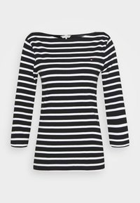 Tommy Hilfiger - AISHA BOAT - Long sleeved top - black - 4