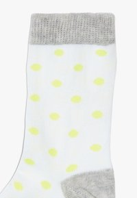 s.Oliver - ONLINE JUNIOR FASHION 6 PACK - Ponožky - neon yellow - 5