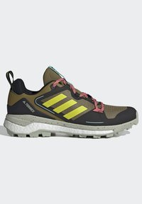 adidas Performance - TERREX SKYCHASER 2 - Hikingsko - wild moss/acid yellow/acid mint - 5