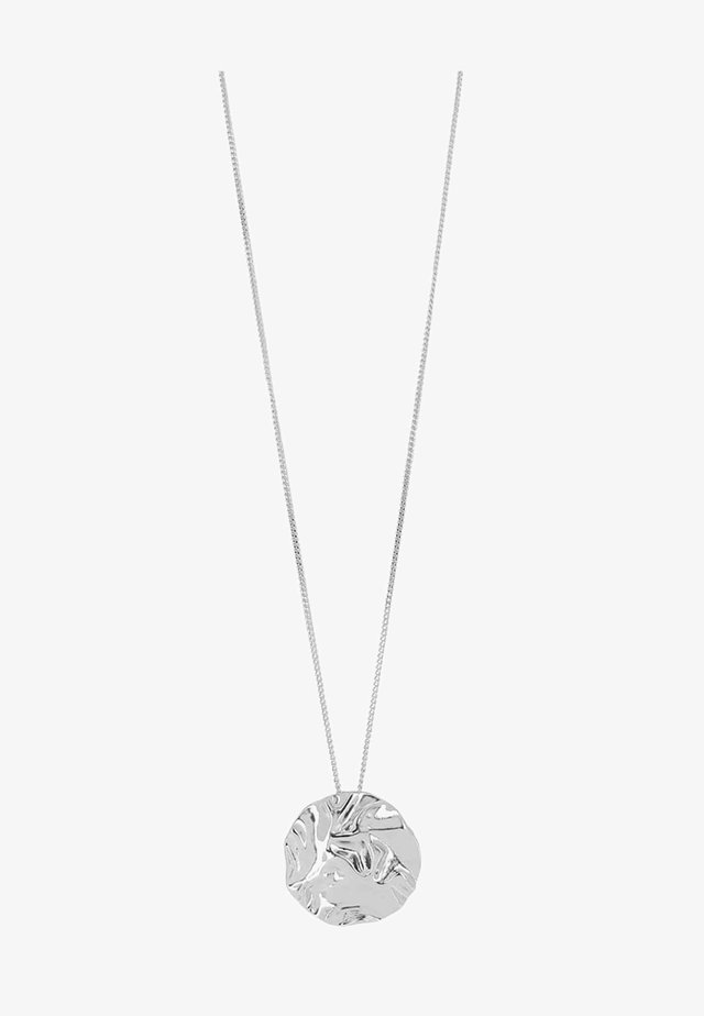 RIPPLE - Ketting - silver-coloured