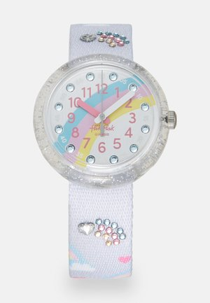 OVER THE RAINBOW UNISEX - Horloge - silver