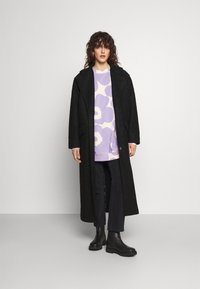 Marimekko - IHMETELLEN COAT - Classic coat - black - 1