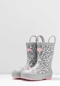 Chipmunks - PHOEBE - Wellies - grey/white