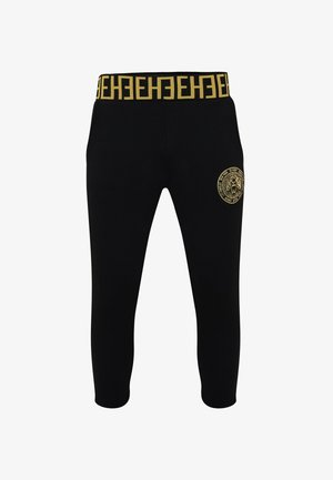 ROAR-TOUR CROP JOGGER - Tracksuit bottoms - black