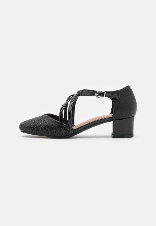 COREY - Classic heels - black