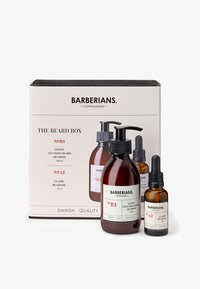 Barberians - BEARD BOX - Scheerset - / - 0