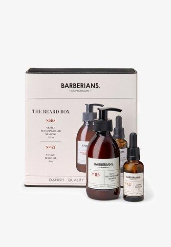 BEARD BOX - Shaving set - /