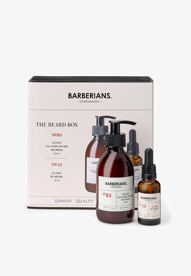 Barberians - BEARD BOX - Scheerset - /