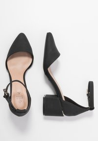 Call it Spring - DRIZZY - Tacones - black - 3
