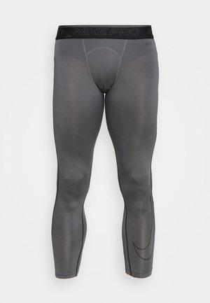 Punčochy - iron grey/black
