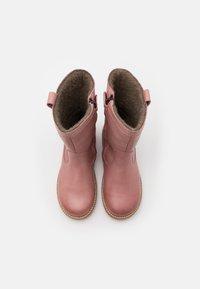 Froddo - MAXINE TEX NARROW FIT - Stiefel - pink - 3