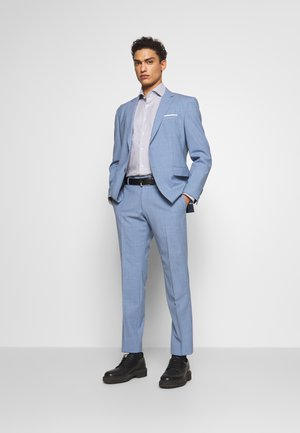 HERBY BLAIR STRETCH - Kostym - hellblau