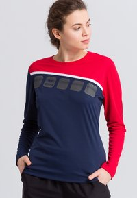 Erima - Sports shirt - navy/red/white - 0