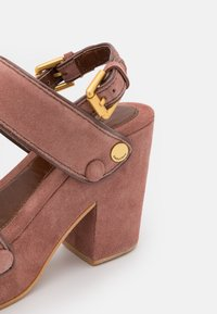 See by Chloé - GALY - Platform sandals - pink - 6