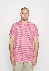 Stockerpoint - CONNOA BIG - Shirt - rot - 0
