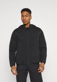 adidas Originals - HOODY - Light jacket - black - 0