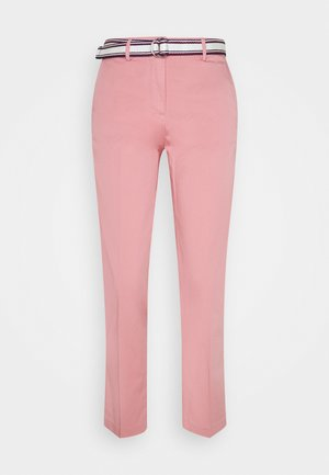 SLIM PANT - Trousers - pink grapefruit