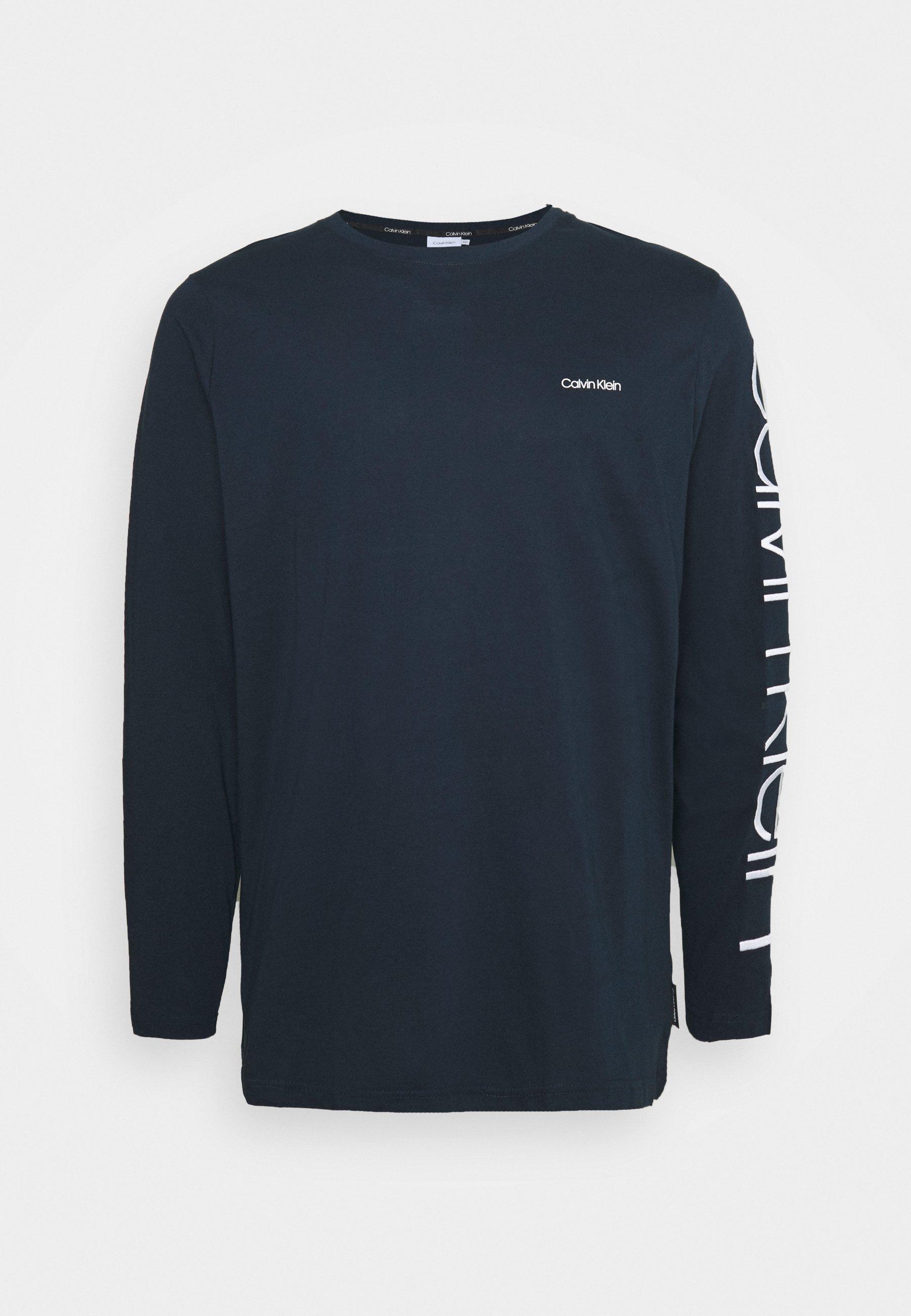 Herrer LOGO LONG SLEEVE - Langærmede T-shirts