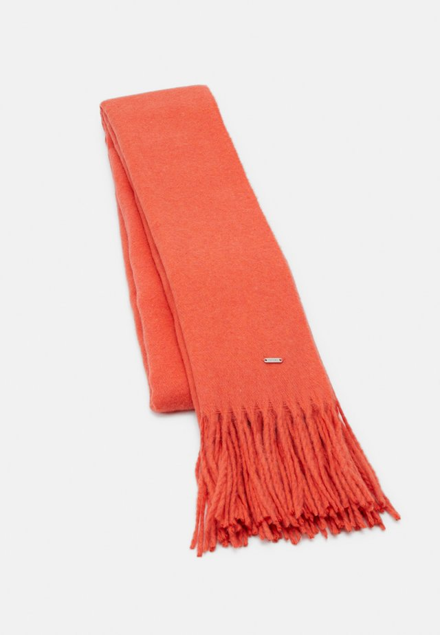 ANELL SCARF - Scarf - flame