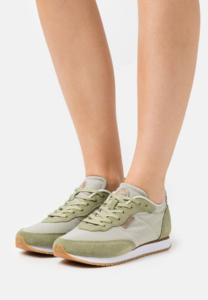 SIGNE - Baskets basses - dusty olive/pelican