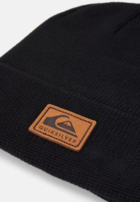 Quiksilver - PERFORMER YOUTH UNISEX - Beanie - black - 2