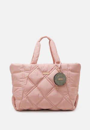 Tote bag - pink light
