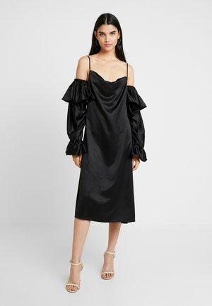 GAZZA DRESS - Day dress - black