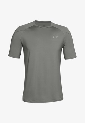RECOVER - Basic T-shirt - gravity green