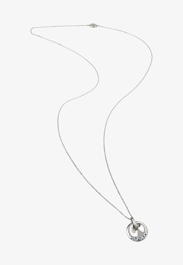 COLLANA ILLUSION - Necklace - silver-coloured