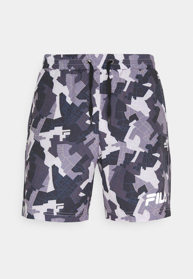 Fila - EVERIX SHORTS - Pantaloncini sportivi - grey