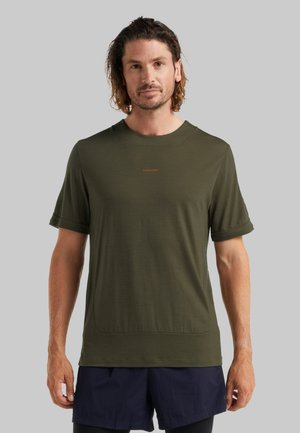 T-shirt basic - loden