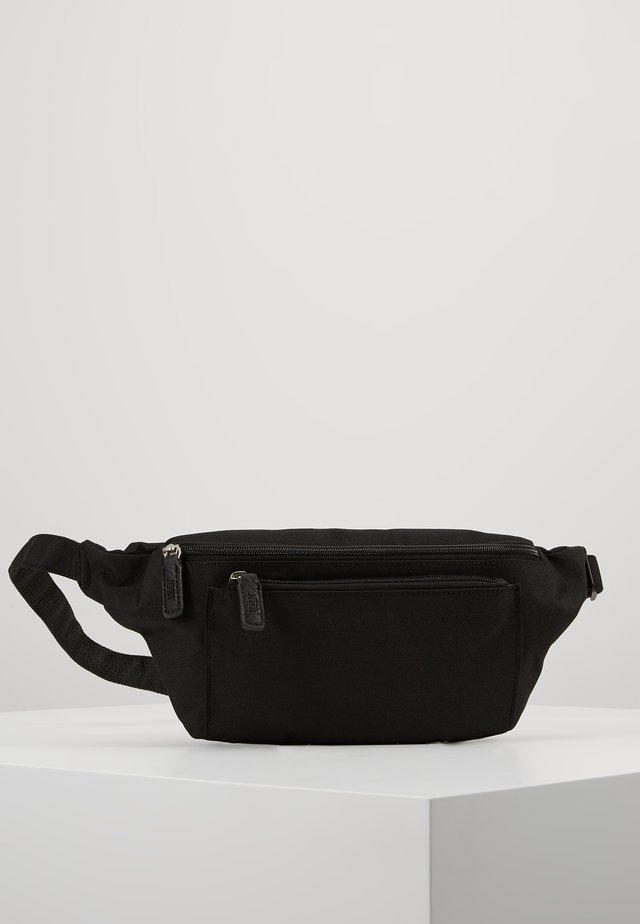 CROSSOVER BAG - Across body bag - schwarz