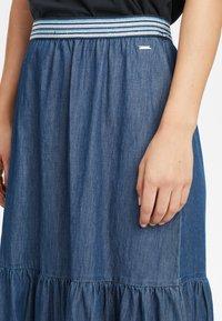 O'Neill - Pleated skirt - dusty blue - 3