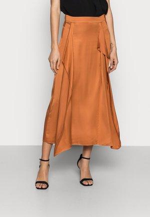 YULIE SKIRT - A-line skirt - honey