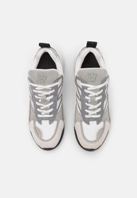 Zadig & Voltaire - WAVE MIX - Baskets basses - gris - 3