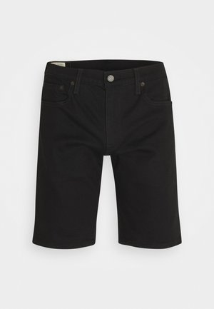 405™ STANDARD SHORT - Farkkushortsit - all black
