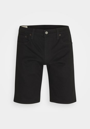 405 STANDARD  - Denim shorts - all black