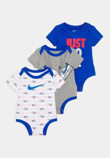 SHORT SLEEVE BODYSUIT 3 PACK