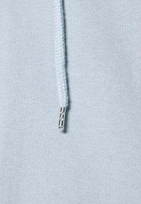 Trendyol - veste en sweat zippée - celestial blue - 5