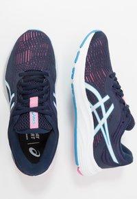 ASICS - GEL-PULSE 11 - Neutral running shoes - peacoat/white - 1